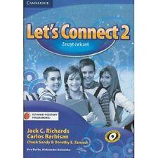 Let's Connect Level 2 Workbook Polish Edition, Barbisan, Carlos, Richards, Jack