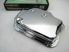 Mr Gasket 9762 Chrome Auto Trans Oil Pan - GM Turbo 400 TH400