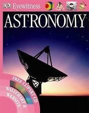 Astronomy (Eyewitness), Dorling Kindersley, Excellent Book