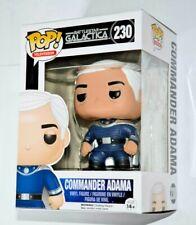 171 Battlestar Galactica Comander Adama Figurine #230 Funko Pop