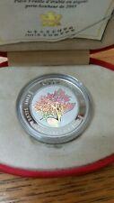 2003 Canada Good Luck Hologram 1 Oz Silver Coin