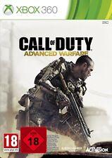 Xbox 360 Game Call of Duty Advanced Warfare Uncut Merchandise