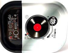 "Drehtablett "" GROOVE "" Rolling Tray Tablett V-Syndicate Metal mini 18 x 14 x 1"