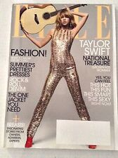 Elle Magazine Taylor Swift June 2015 Issue Number 358 111916RH