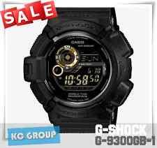 G-SHOCK BRAND NEW WITH TAG G-SHOCK G-9300GB-1 BLACK X GOLD WATCH MUDMAN