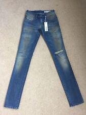 Diesel Low Rise Denim L32 Jeans for Women