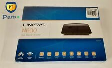 Linksys N600  Dual Band Wi-Fi Router USB 300+300 Mbps E2500