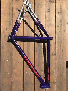 """Jamis Dragonslayer Pro 19"""" Steel Adventure / Bikepacking Frame *repaired*"""