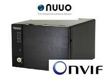 CCTV Network Video Recorder nuuo nvrmini 2 16CH ne-4160 D1 RES TELECAMERE IP