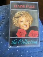 Elaine Page The Collection Excellent Condition Musical Cassette Tape