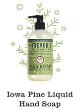 NEW Mrs Meyer's Clean Day Single Iowa Pine Hand Soap 12.5floz 370mL