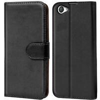 Book Case für Sony Xperia Z1 Compact Hülle Tasche Flip Cover Handy Schutz Hülle