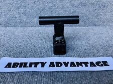 Bruno T BAR Docking Device Attaches scooter or wheelchair and your Lift.