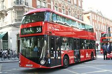 New bus for London - Borismaster LT229 6x4 Quality Bus Photo