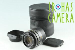 Leica Summicron-M 35mm F/2 ASPH. Lens for Leica M #37258 T
