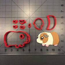 Guinea Pig 100 Cookie Cutter Set