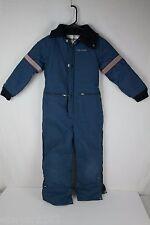 Vintage Polaris Snowsuit Snowmobile Suit - Childs BoysYouth Size 8 - One Piece