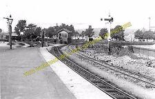 Barnstaple Town Railway Station Photo.Wrafton & Ilfracombe Line. L&SWR. (7)