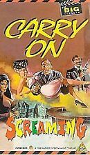 Comedy PAL VHS Films Carry On