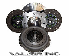 Valair Towing Dodge G56 6 Speed 05.5-17 600hp Organic Dual Disc Clutch With Hydr
