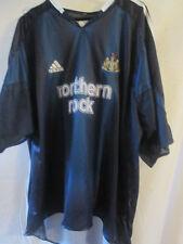 Newcastle 2004-2005 Away Football Shirt Size XXL  jersey nufc /22312