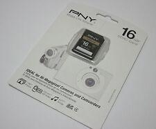 PNY 16G SDHC SD card for Kodak Easyshare C1530 C1550 C1505 M522 camera