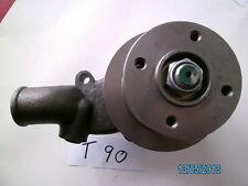 Pompe à eau, Ventilation, tracteur, tracteurs, Massey Ferguson MF chargeuse-pelleteuse 50 - 50hx
