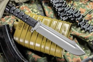 Das Messer Kizlyar Supreme SURVIVALIST Z D2 tacwash, alu.handle.