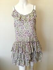 PORTMANS Floral Paisley Dress Size 14 M L Cocktail Party Casual BNWT $130 Green