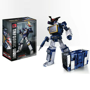 THF-01J Transformers G1 Soundwave MP-13 Action Figure With Laser Bird New in Box