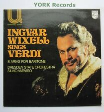 6580 171 - INGVAR WIXELL - Sings Verdi - Excellent Condition LP Record