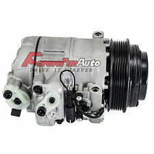 A/C Compressor For  96-08 Mercedes C CL CLK E ML S SL CO 105111C 0002302011