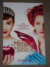 MIRROR MIRROR - Movie Poster - Flyer - 11x17 - JULIA ROBERTS