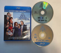 My Big Fat Greek Wedding 2 (Bluray/DVD, 2016) [BUY 2 GET 1]