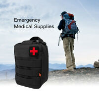 250PCS Survival kit Medical Supplies For Emergency Hunting Travel Hiking Outdoor
