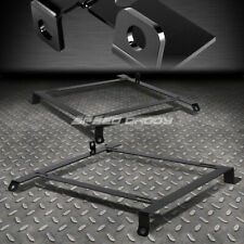 FOR S13 S14 NISSAN 240SX LOW MOUNT RACING/BUCKET SEAT TENSILE STEEL BRACKET BASE