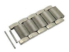 ARMBAND-5er-GLIED-STRANG OMEGA SPEEDMASTER  BRACELET STAHL LINK  18 MM BREIT