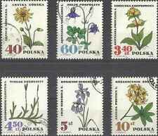 Timbres Flore Pologne 1625/30 o lot 18111