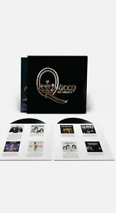 QUEEN - greatest hits double vinyl lp & exclusive limited The Greatest slip case