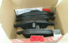 TRW Renault Laguna 2007 onwards Brake Pad Set, disc brake Front Axle