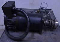 Gettys Fanuc DC Servo Motor Model 20 Lathe Parts A06B-0602-B
