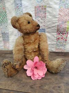 Vintage American 1910' s IDEAL Teddy Bear