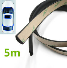 New 5m Car Door Sunroof Weather Stripping Window Rubber Seal Strip Accessories