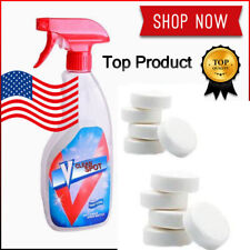 10X Multifunctional Effervescent Spray Cleaner V Clean Spot with Bottle Vclean