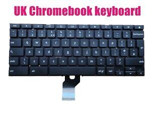 UK black keyboard for Asus Chromebook Flip C213N C213NA 0KNX0-1121UK00