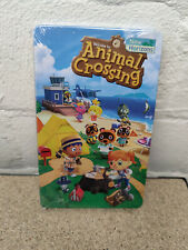 Animal Crossing - Steelbook - NEW - Custom - NO GAME - Switch - G4