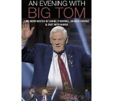 Big Tom An Evening with Big Tom - Live in Derry DVD 2018