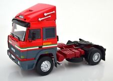 RK180073 Iveco Turbo Star 4x2 Red Gray Articulated Lorry 1:18 Road Kings