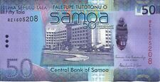 SAMOA 50 Tala 2012 50th Anniversary of Independence P42  UNC
