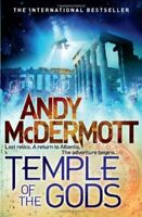 Temple of the Gods By Andy McDermott. 9780755354726
